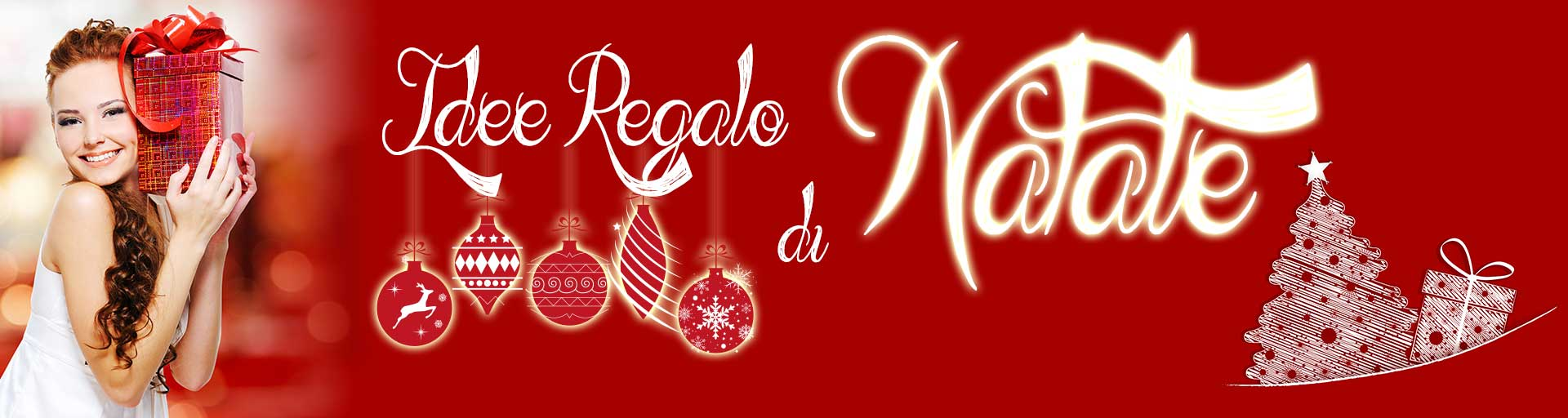 Idee regalo di natale fotomox for Regalo di natale originale