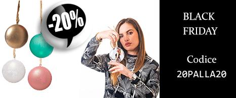 Palla Trasparent al 20% di sconto