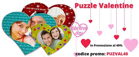 Foto puzzle valentine 40% di sconto