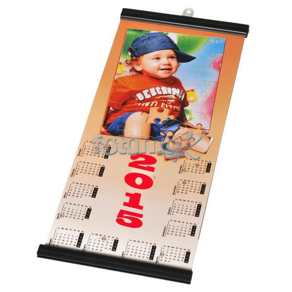 Calendario Fotografico Personalizzato.Calendario Personalizzato Con Foto 30x70 Stampa Di Foto Su