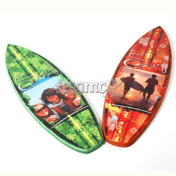 Surf Home Design In Legno Per Arredamento Legno A Forma Di Surf Con La Tua Foto Fotomox