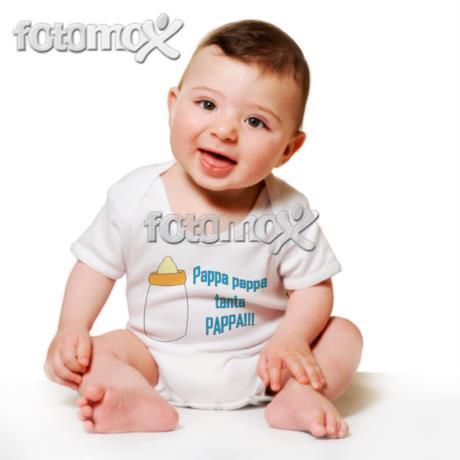 Body per Bimbo personalizzato con foto - Stampa su abbigliamento per ... 8dec40c84c78